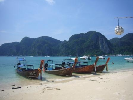 Koh Phi Phi typical image
