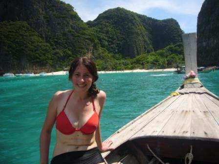 Lali and Maya Bay