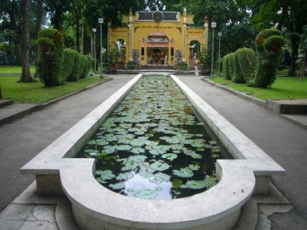 Parque de Ho Chi Minh