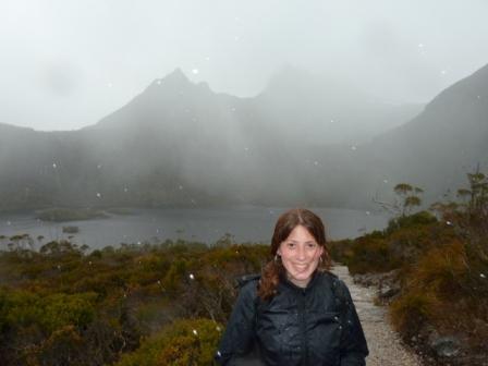 Lali en Monte Cradle, Tasmania, Oceanía