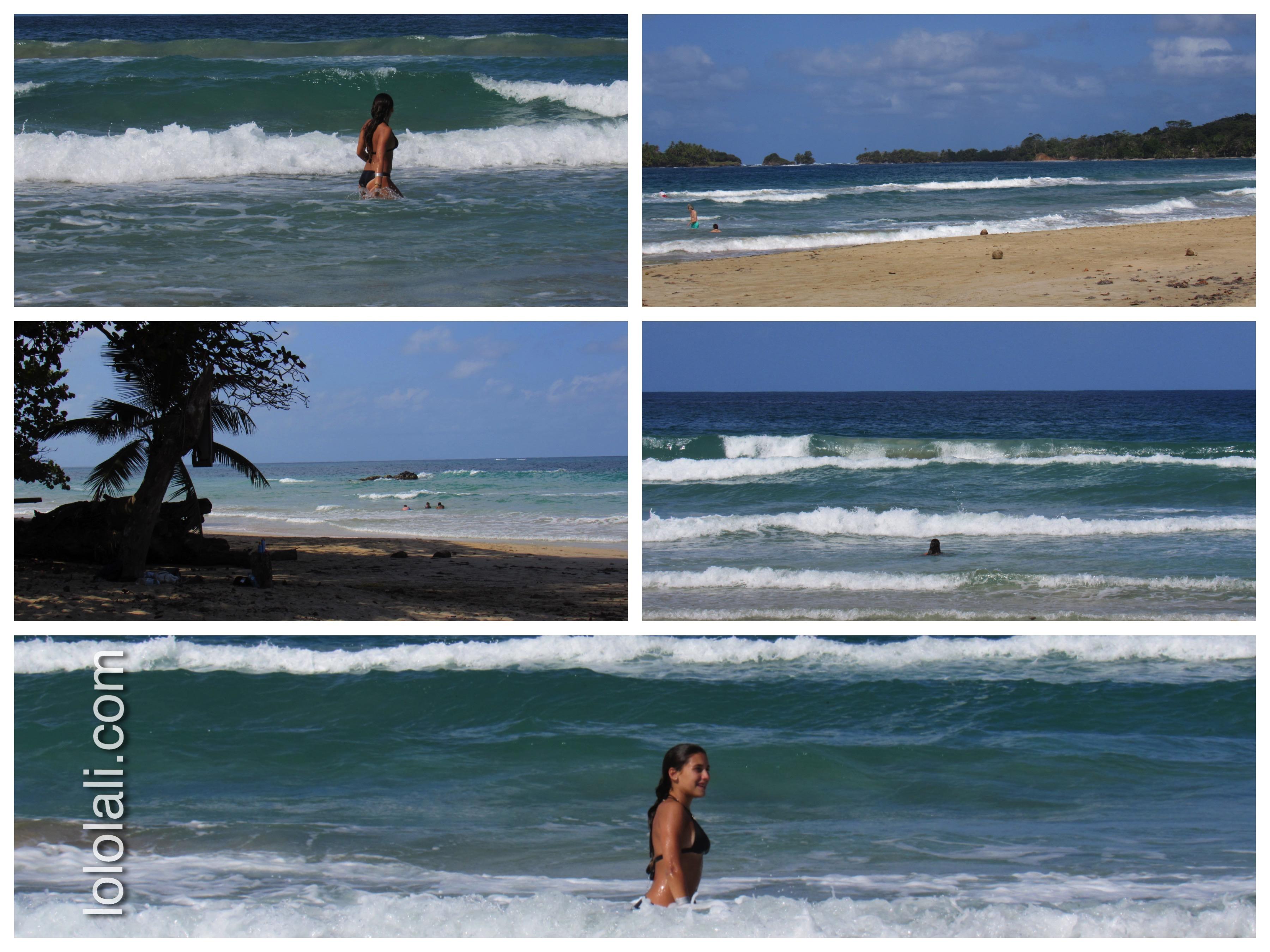 Red Frog Beach, Bocas del Toro, Panama