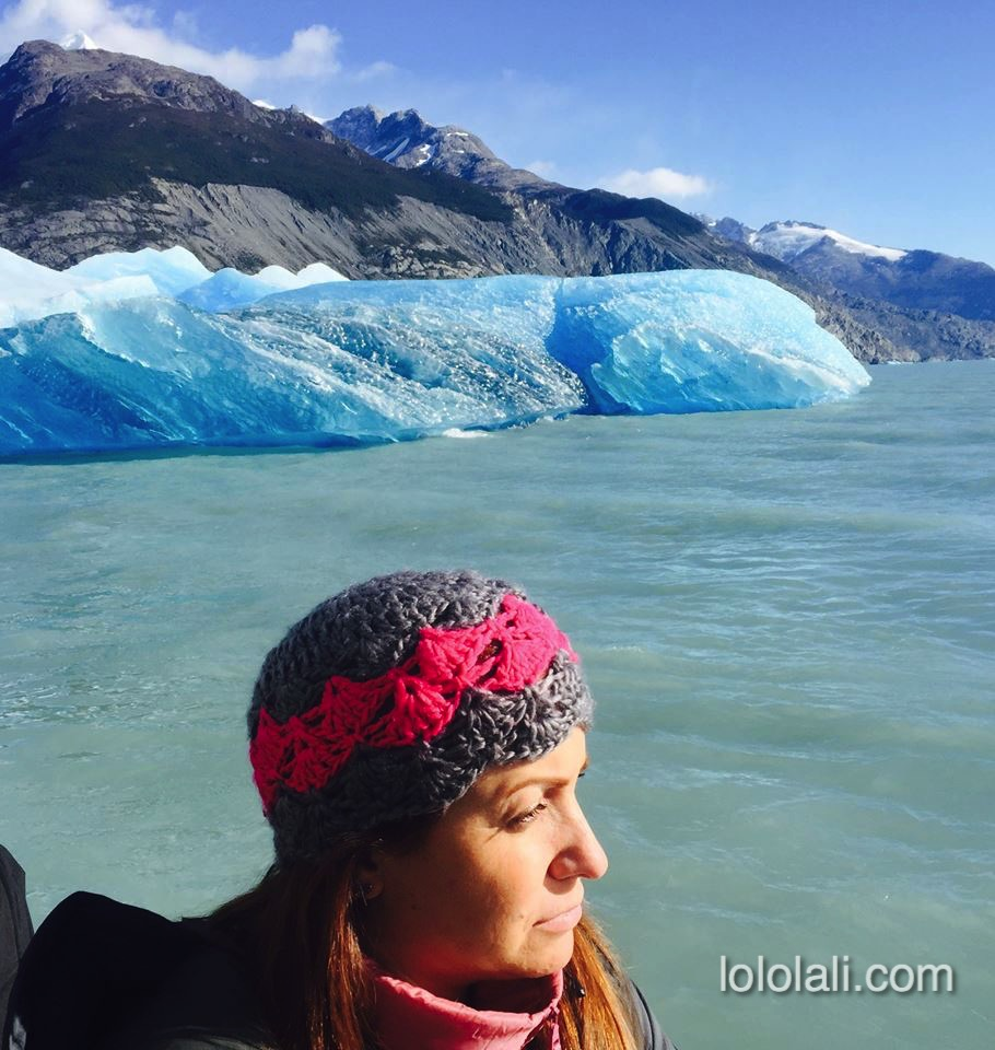 Icebergs en el Lago Argentino, El Calafate
