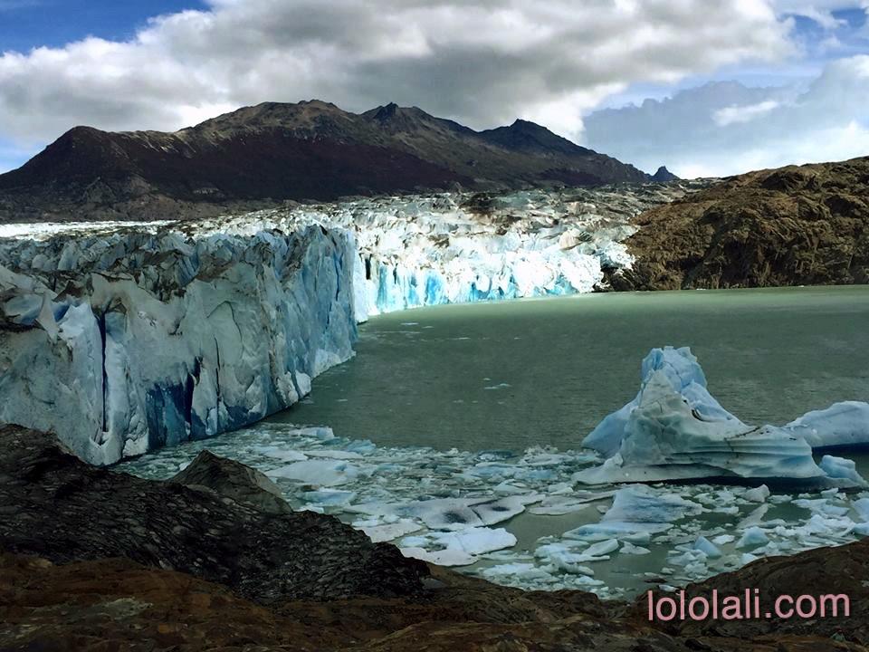 Viedma Glacier, Parque Nacional Los Glaciares