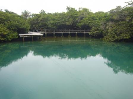 Laguna de las Ninfas, Santa Cruz, Galápagos, www.lololali.com