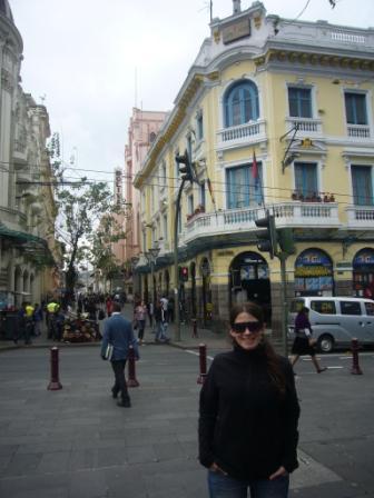 Lali en Quito, Ecuador. www.lololali.com