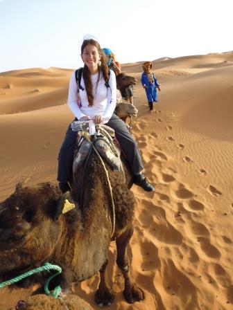 My roadtrip in Morocco