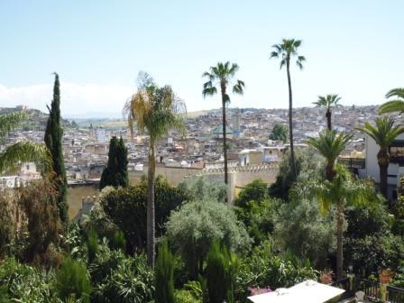Vista desde el Sofitel