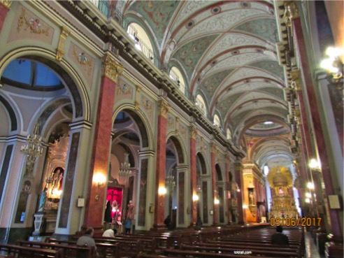 Catedral Basílica de Salta, Argentina