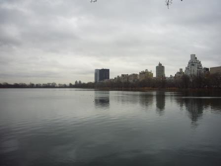 Vista desde el Jacqueline Kennedy Reservoir