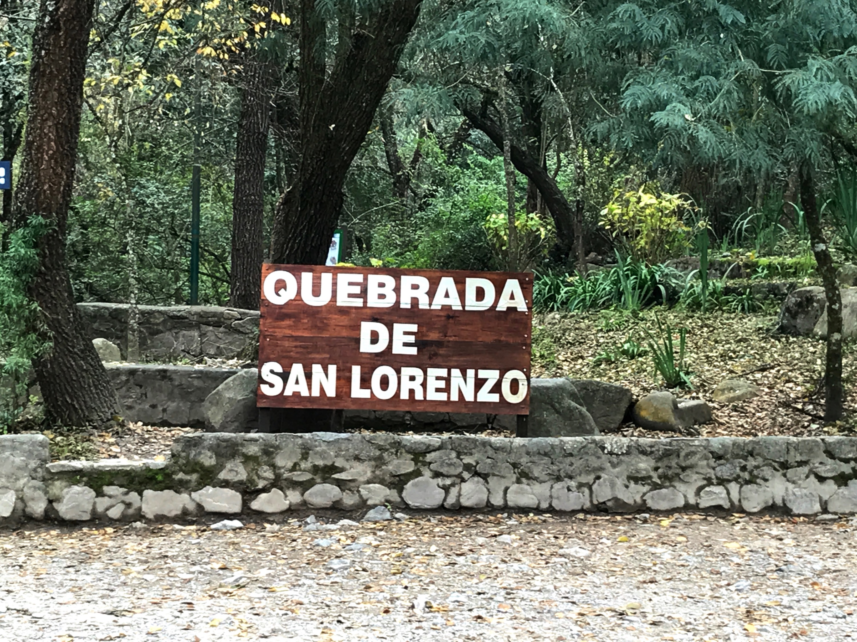 Quebrada de San Lorenzo, Salta, Argentina