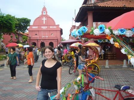 Lali en Melaka