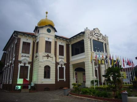 Casa histórica de Melaca