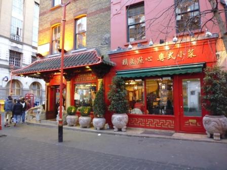 Locales de China Town