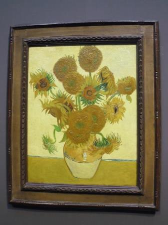 Los Girasoles - Van Gogh - National Gallery