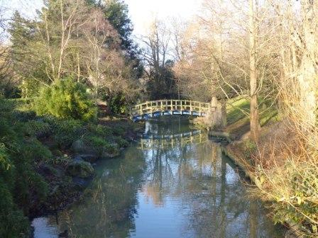 Puente de Regent's Park