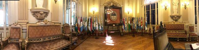 Salón de la Bandera, Jujuy, Argentina