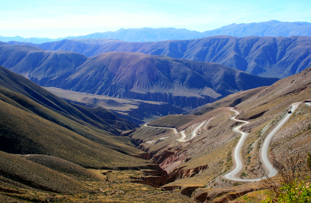 Cuesta de Lipán - Camino a Salinas Grandes
