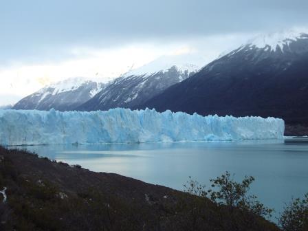 Santa Cruz - Calafate - Glaciar Perito Moreno
