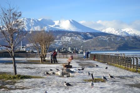 Tierra del Fuego - Ushuaia - Costanera