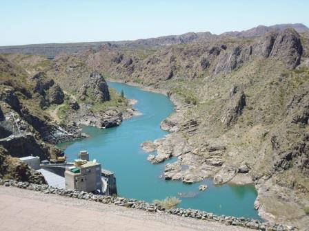 Mendoza - Cañón del Atuel