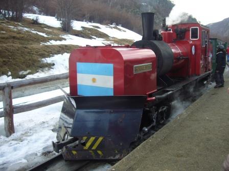 Tierra del Fuego - Ushuaia - Tren del Fin del Mundo
