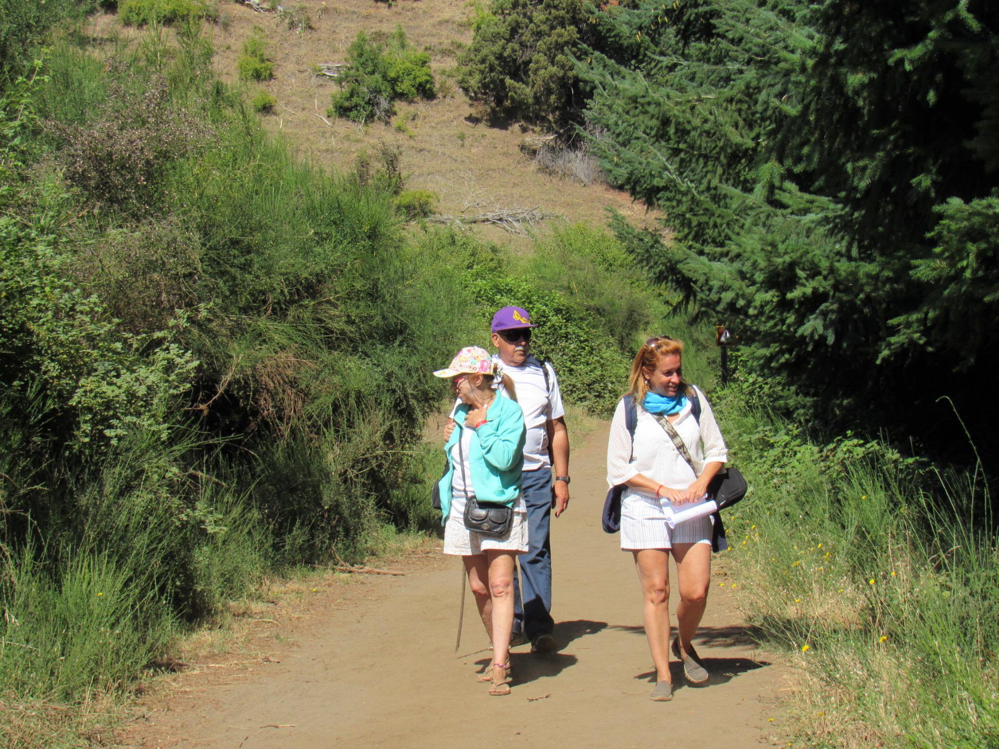 Trekking en Quila Quina