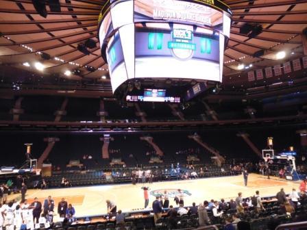 Lali en Madison Square Garden