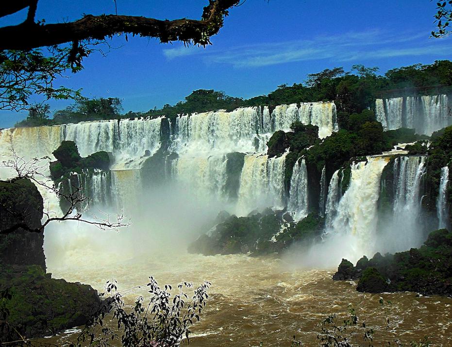 Circuito Inferior Cataratas del iguazú