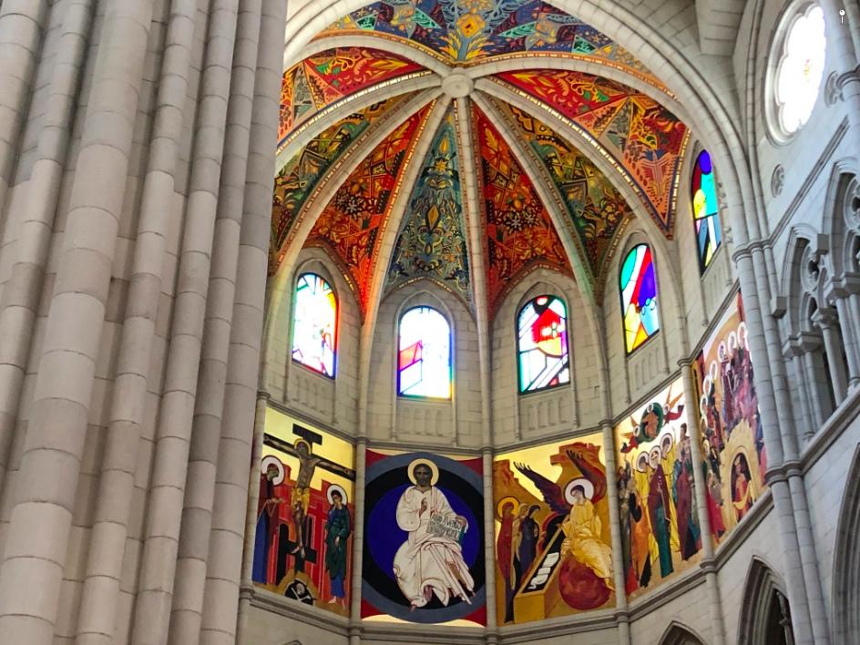 Catedral de Santa María la Real de Almudena