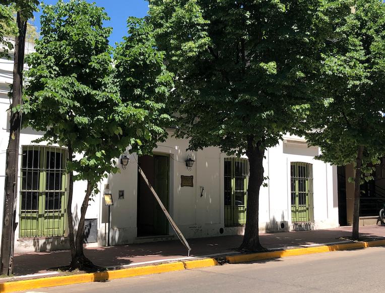 Museo del periodismo bonaerense