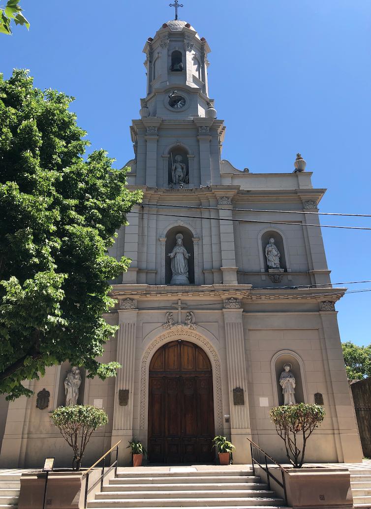 Iglesia Capilla del Señor