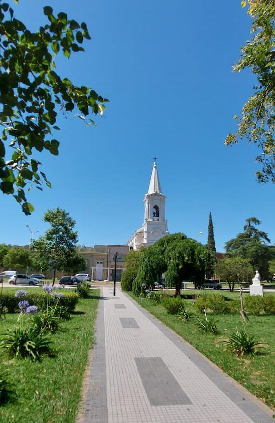 Plaza de brandsen